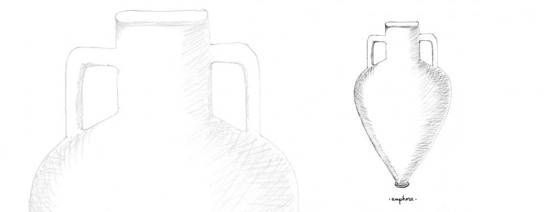 Frantoi - amphora