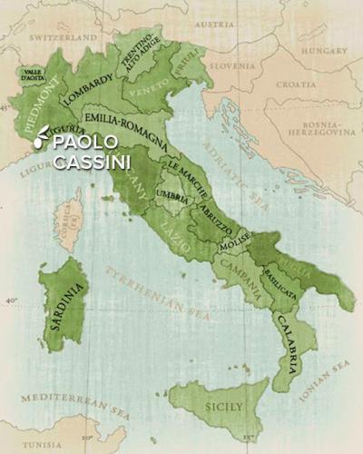 Frantoi - Cassini