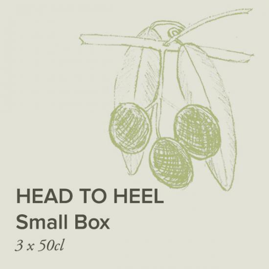 Frantoi Head to Heel Box
