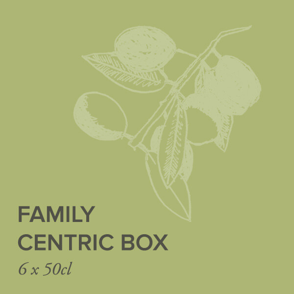 Frantoi Family Centric Box