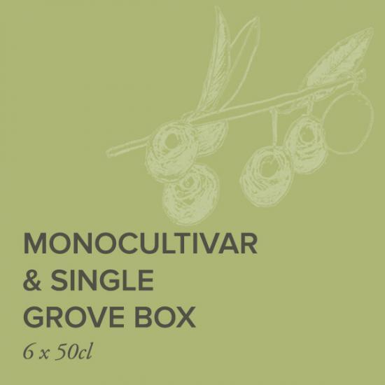 Frantoi Monocultivar Box
