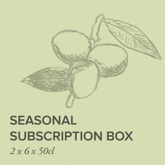 Frantoi Seasonal Subscription Box