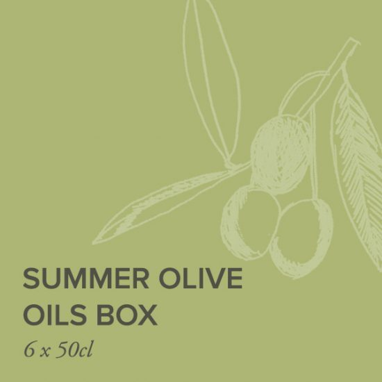 Frantoi Summer Oils Box