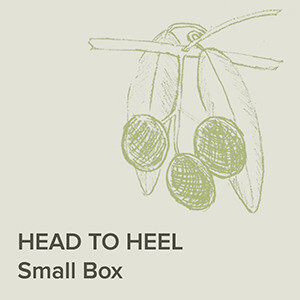 Frantoi head to heel box