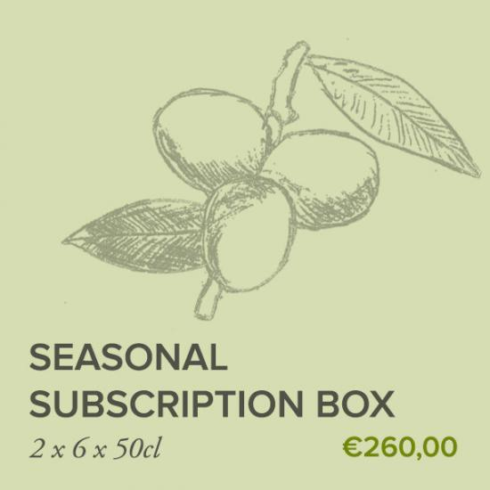 Frantoi Seasonal box