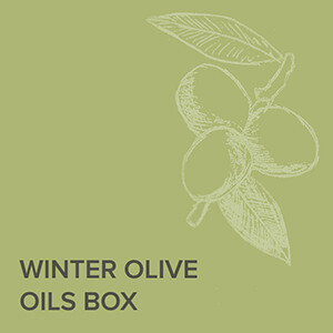 Frantoi winter oils box