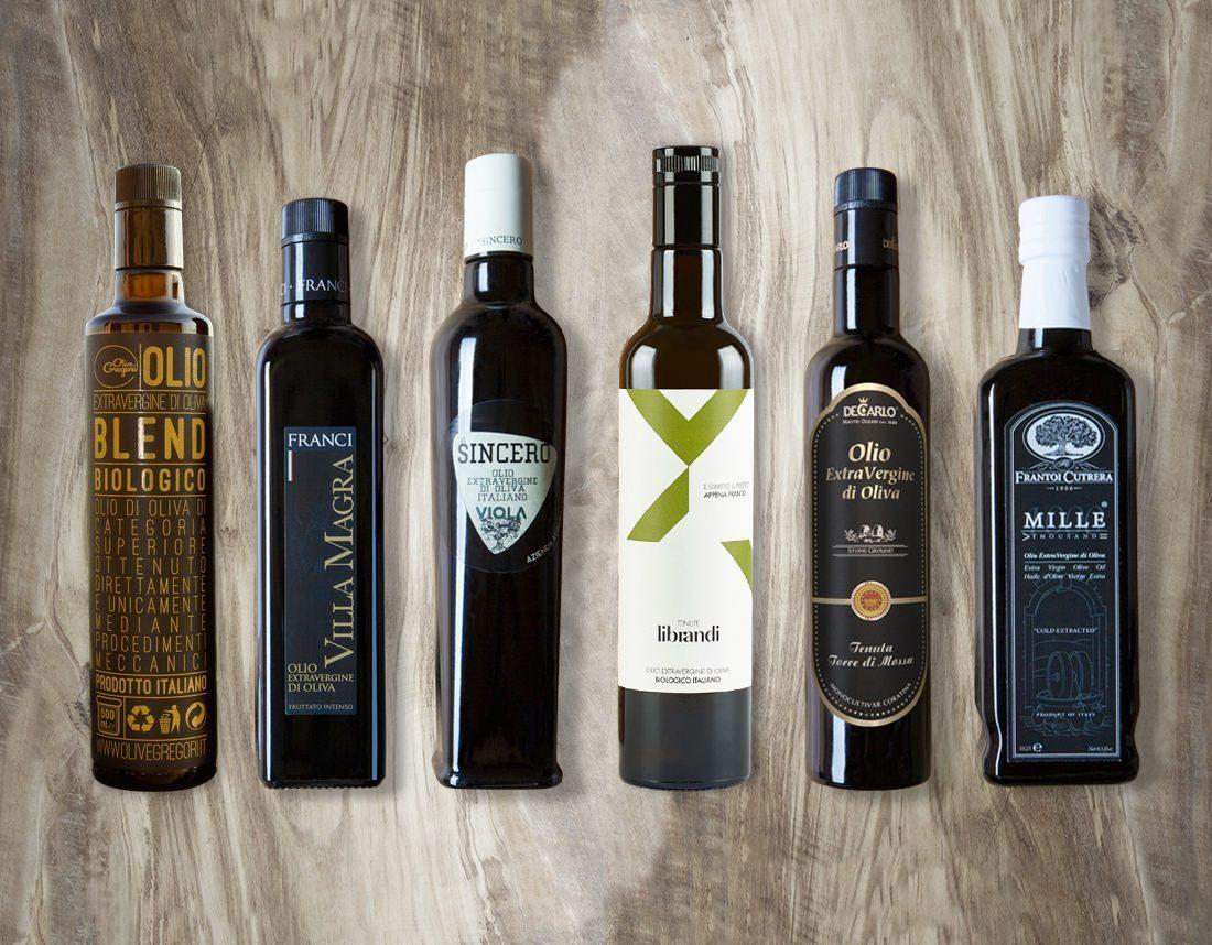Frantoi Winter Oils Box