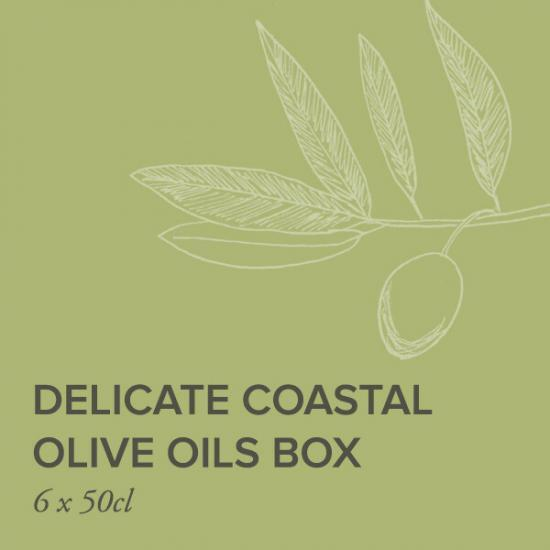 Frantoi Coastal Oils tile