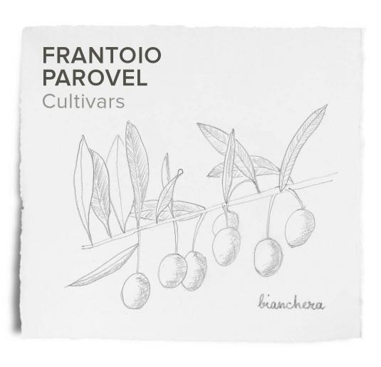 Parovel cultivars Frantoi