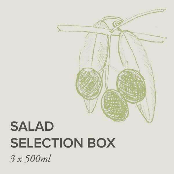 Salad Selection tile