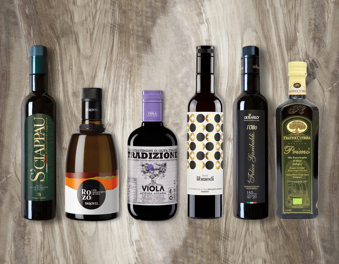 Frantoi Taste Around Italy Olive Oil