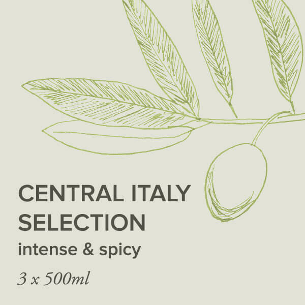 Central Italy Selection, Frantoi