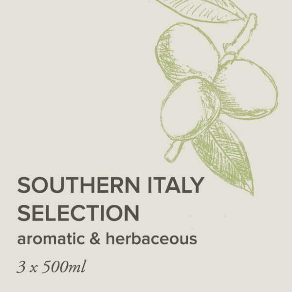 Southern Italy Selection tile