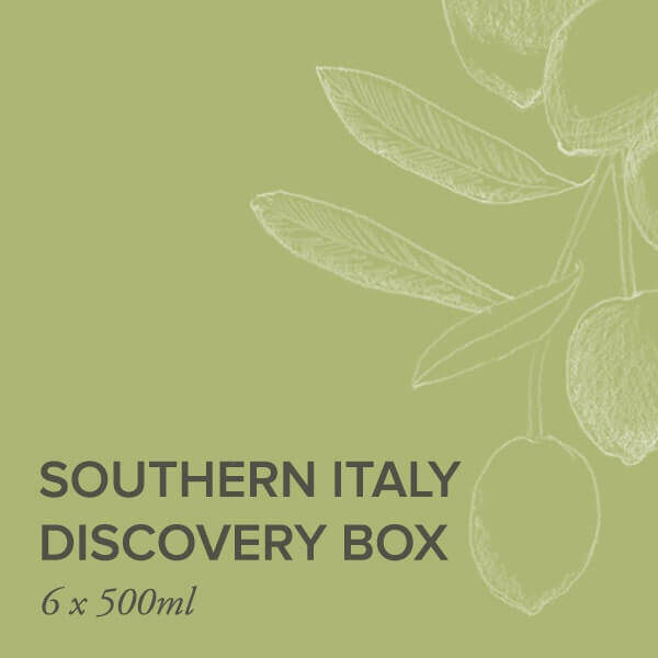 Southern Italy Discovery tile