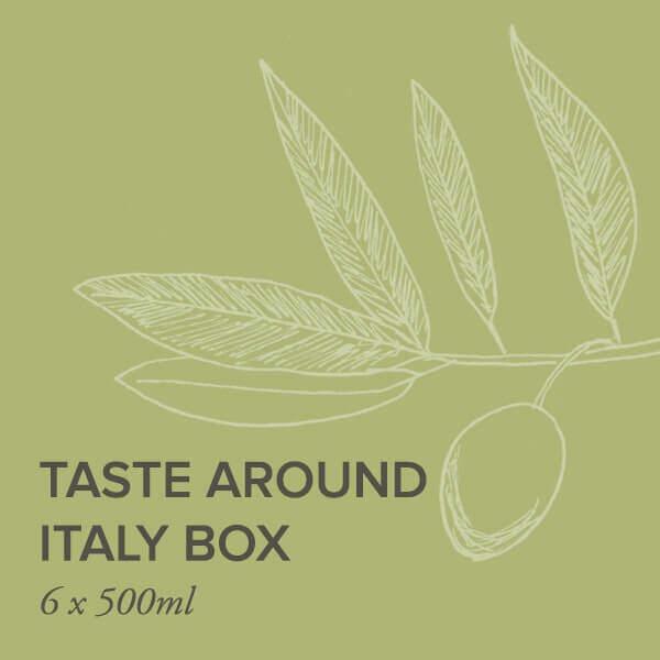Taste Italy tile